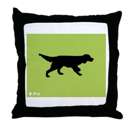 Llewellin iPet Throw Pillow