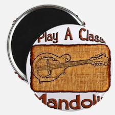 Classic Mandolin Magnet