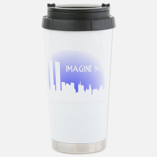 noreligion1 Stainless Steel Travel Mug