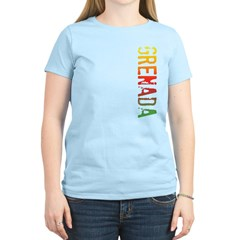 Grenada Women's Light T-Shirt