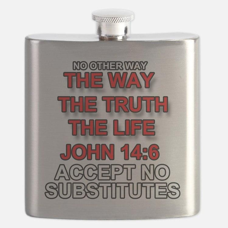 One Way Flask