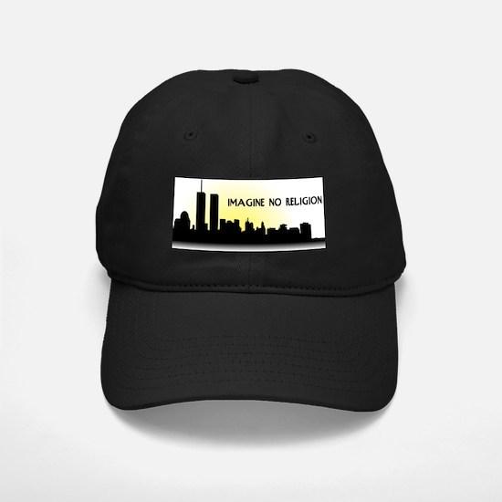 no religion Baseball Hat