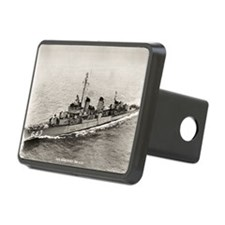 uss sigourney large framed Hitch Cover