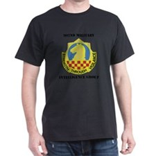 902ndMilitaryIntelGroup-text T-Shirt