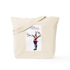 Tea in London Tote Bag