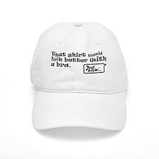 Look Better With a Bra Baseball Cap