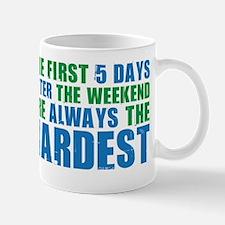 weekend Mug