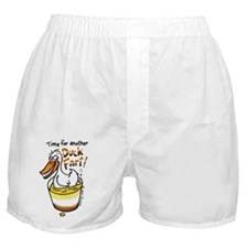 Time for another Duck Fart Boxer Shorts