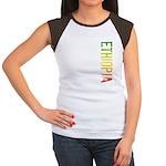Ethiopia Women's Cap Sleeve T-Shirt