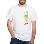 Ethiopia White T-Shirt