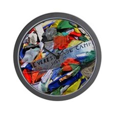 Everest Base Camp-Everest Base Camp Tre Wall Clock