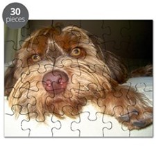 Dog Day Afternoon with Da Vinci Puzzle