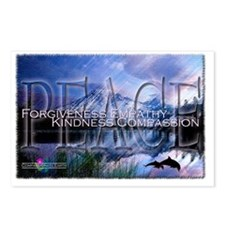 CE - Peace Postcards (Package of 8)