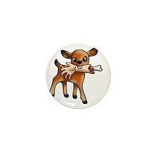 killer bambi Mini Button