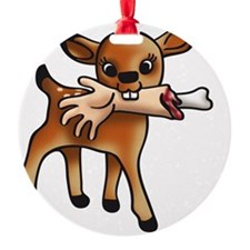 killer bambi Ornament