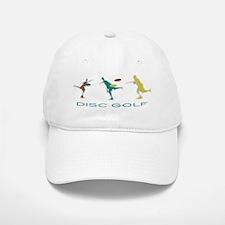 Disc Golf Triple Play Baseball Baseball Cap