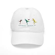 Disc Golf Triple Play Baseball Cap