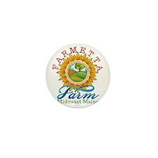 farmetta_farm_logo_design_patricia_she Mini Button