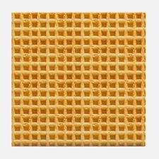Yummy Giant Waffle Tile Coaster