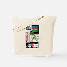 Vegan/Animal Rights Scrapbook Tote Bag