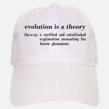 evolution is a theory Baseball Baseball Cap