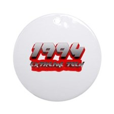 1994, 18th Birthday Ornament (Round)
