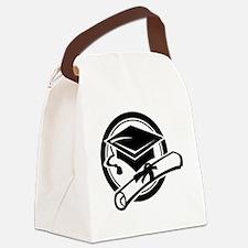 00004_Graduation Canvas Lunch Bag