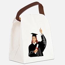 00010_Graduation.gif Canvas Lunch Bag