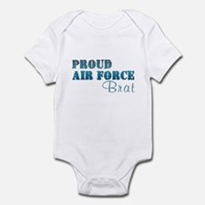 proudairforcebrat Body Suit