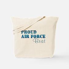 Cute Usaf aunt Tote Bag
