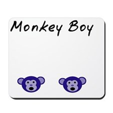 Monkey Boy Mousepad