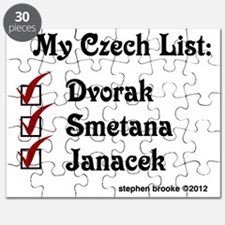 Czech List Puzzle
