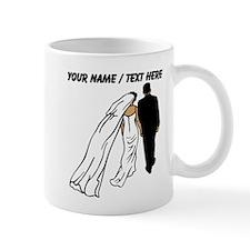 Custom Bride And Groom Mugs