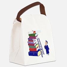 00005_Graduation.gif Canvas Lunch Bag