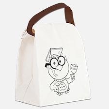00076_Graduation Canvas Lunch Bag