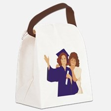 00079_Graduation.gif Canvas Lunch Bag