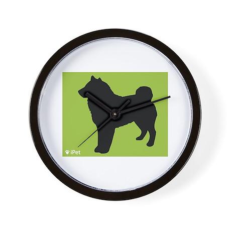 Sheepdog iPet Wall Clock