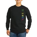 South Africa Long Sleeve Dark T-Shirt