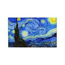 Van Gogh 3'x5' Area Rug