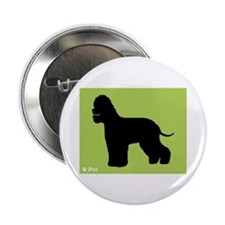 "Spaniel iPet 2.25"" Button (10 pack)"