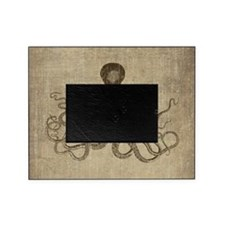 Lord Bodner Octopus Triptych Picture Frame