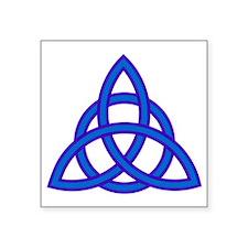 """Triquetra Square Sticker 3"""" x 3"""""""