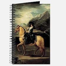 Francisco Goya Portrait Of Maria Teresa De Journal