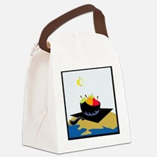 00197_Graduation.gif Canvas Lunch Bag