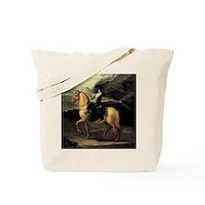 Francisco Goya Portrait Of Maria Teresa D Tote Bag