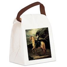 Francisco Goya Portrait Of Maria  Canvas Lunch Bag