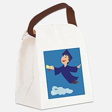 00070_Graduation.gif Canvas Lunch Bag