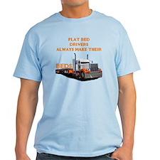 Flat Beds T-Shirt