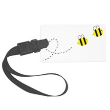 Bee in Love Luggage Tag