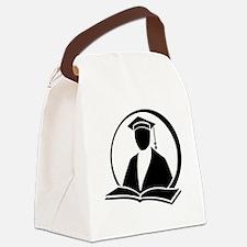00142_Graduation Canvas Lunch Bag